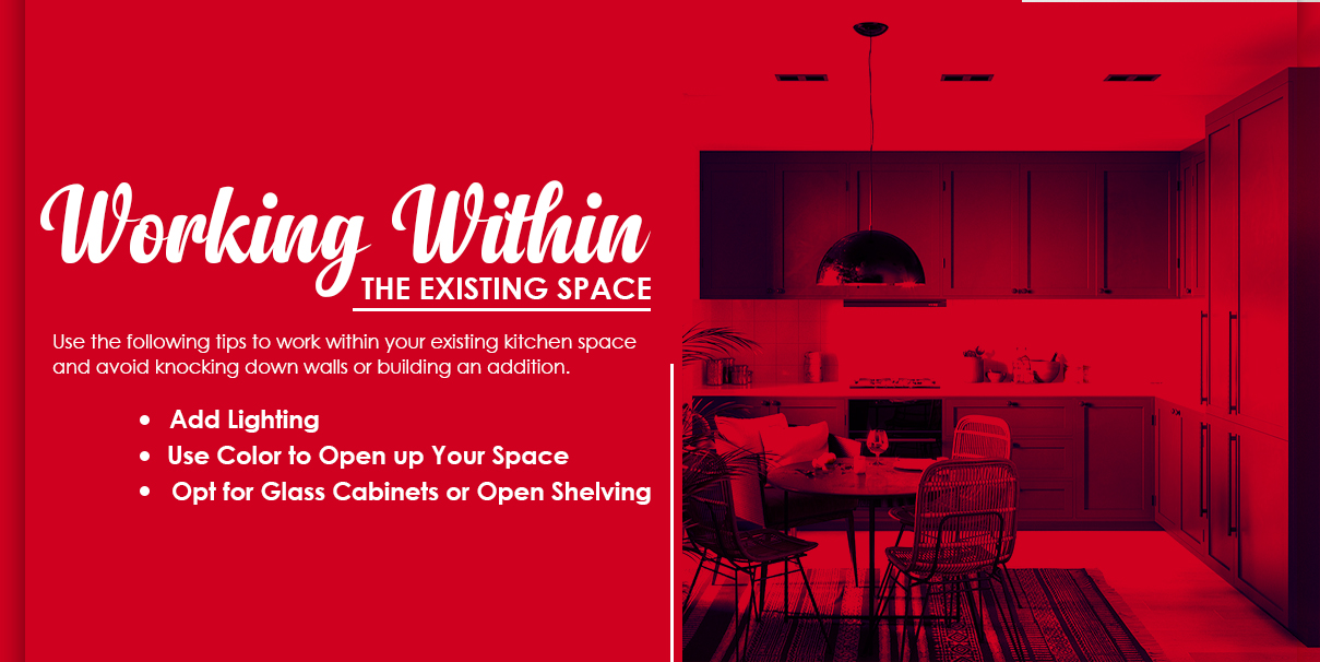 Working With Your Existing Kitchen's Assets