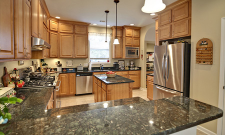 stain-proof countertops