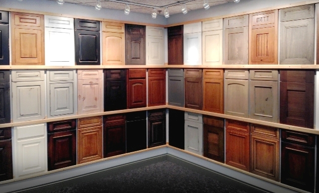 cabinetry choices