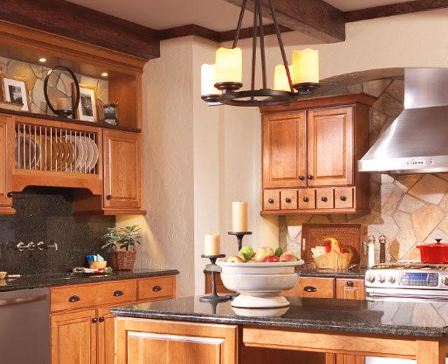 maintaining new kitchen cabintets
