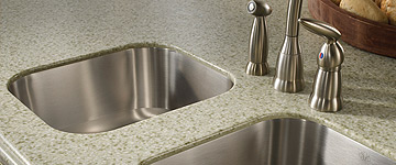 countertops at Swartz Kitchens and Baths