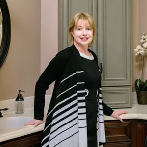Pam Clements, Kitchen and Bath Branch Manager
