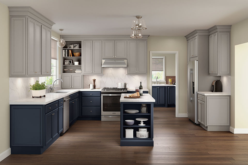 Merillat Cabinetry available at Swartz Kitchens and Baths