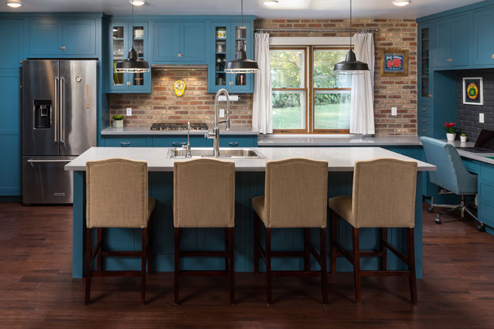 Shiloh Cabinetry available at Swartz Kitchens and Baths