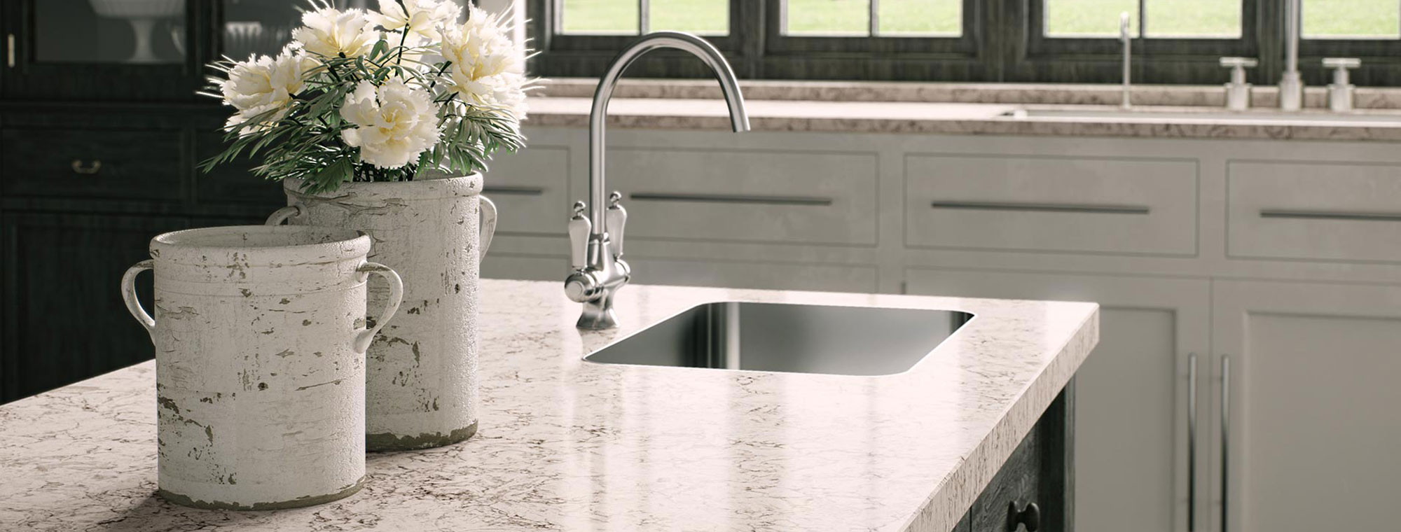 Caesarstone Countertops from Swartz Kitchens and Baths