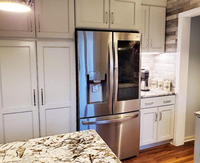 kitchen remodel by Swartz Kitchens and Baths
