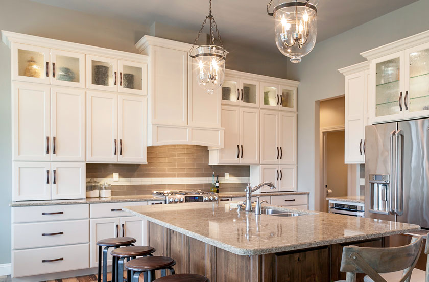 Swartz Kitchens and Baths cabinetry