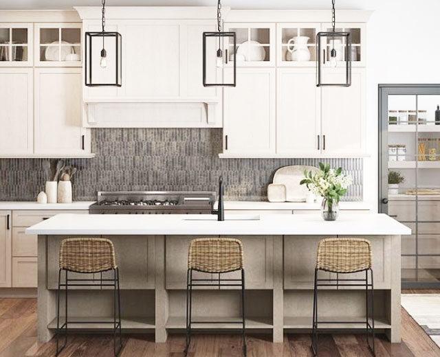 Merillat Cabinetry featured on Instagram