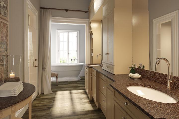 Viatera Countertops at Swartz Kitchens and Baths