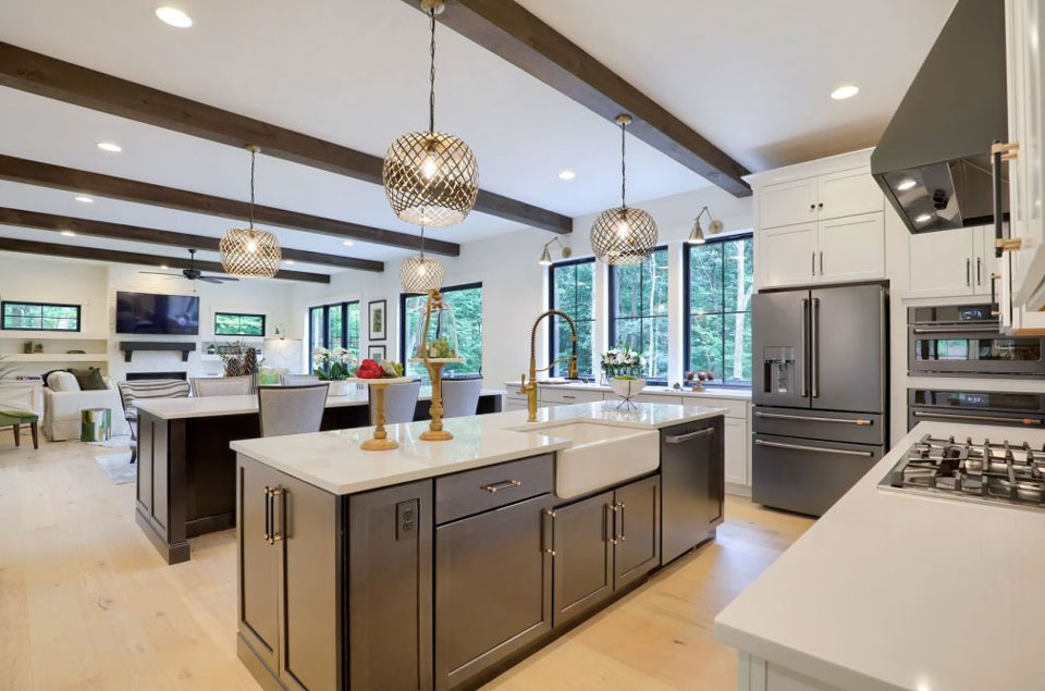 Swartz Kitchen featuring Merillat Classic cabinetry